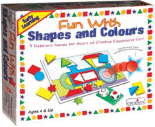 Creative Fun With Shapes & Colours