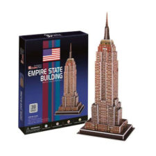Cubic Empire State Building 39 Pcs 3D Puzzle