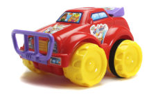 Deo Storm Car - Red