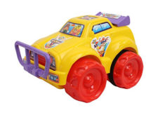 Deo Storm Car - Yellow