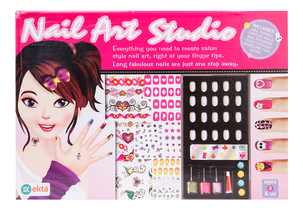 Buy Ekta Nail Art Studio Online In India • Kheliya Toys