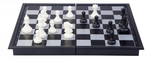 Folding Magnetic Chess Medium