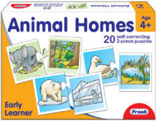 Frank Animal Homes Early Learners