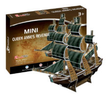 Frank Mini Queen Anne's Revenge 3D Puzzle