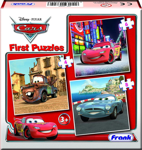 Frank My First Cars Jigsaw Puzzle