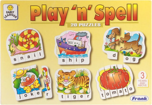 Frank Play N Spell Early Learners
