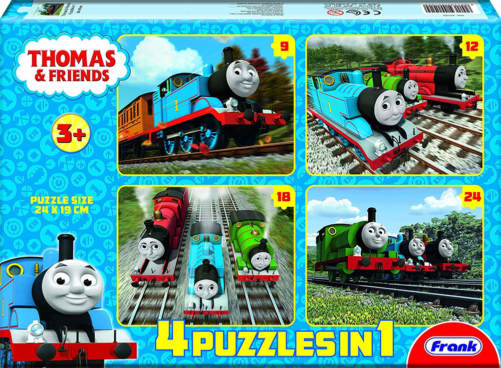buy frank thomas friends 4 in 1 jigsaw puzzle online in india