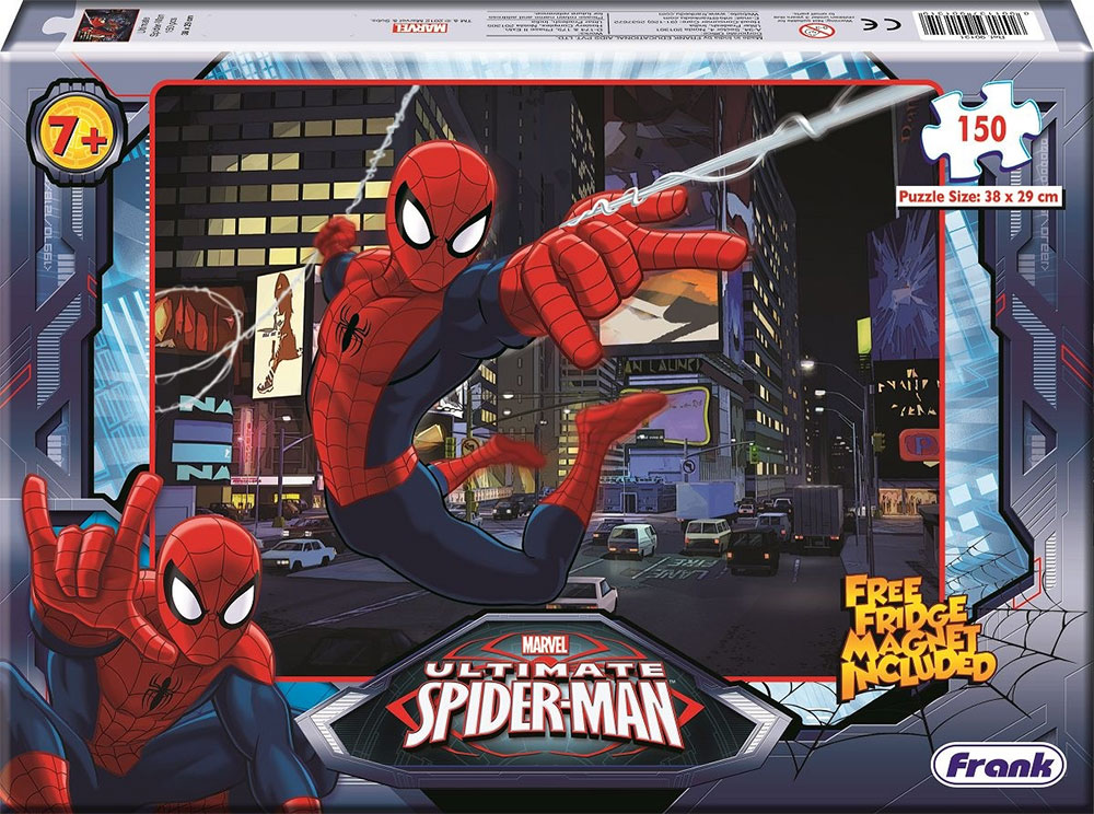 Buy Frank Ultimate Spiderman 150 Pcs Jigsaw Puzzle Online ...