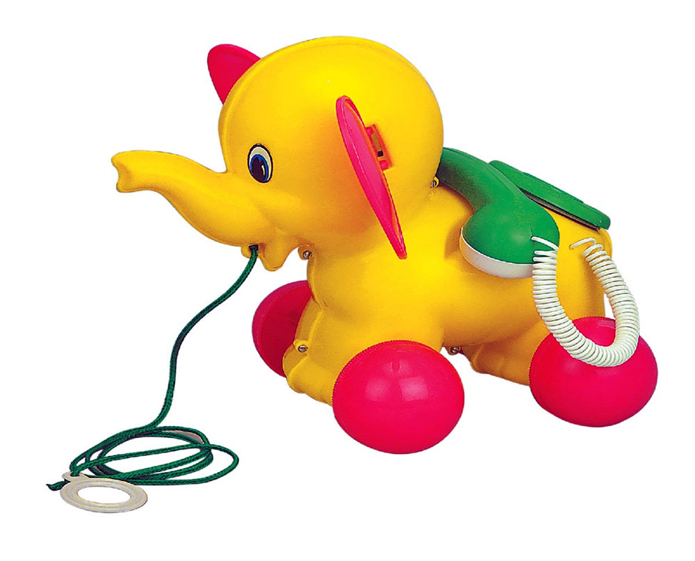 Buy G Angad Jumpy Pulling Toy For Babies Online In India