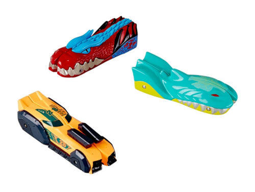 Hot Wheels Split Speeders Blade Raid Track Set DHY27