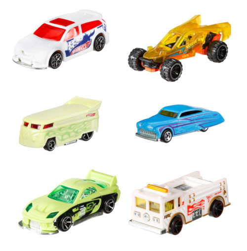 Hotwheels Colour Shifter Cars BHR15 (Colour May Vary)