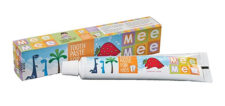 Mee Mee Toothpaste Fluoride-Free Strawberry Flavor MM-1427