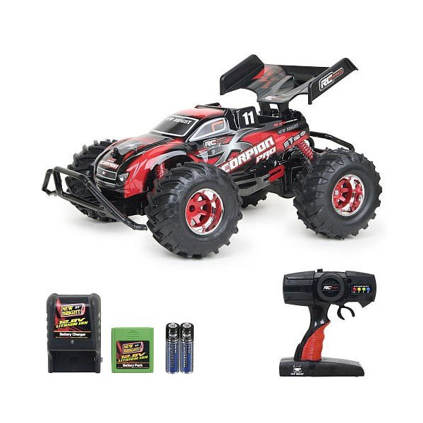 Buy New Bright R C Scorpion Pro Monster Car Online In