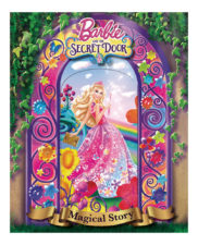 Parragon Barbie & The Secret Door Magical Story Book