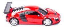 Remote Racing Car With Charger Red