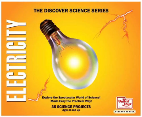 United Toys Science Kit Electricity