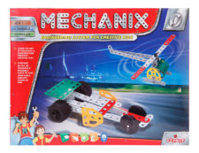 Zephyr Mechanix 0 - Engineering System For Creative Kids