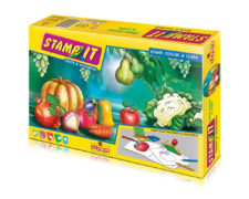 Zephyr Stamp It Fruit / Vegetable