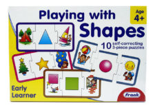 Frank 'Playing With Shapes' Puzzle For Early Learners