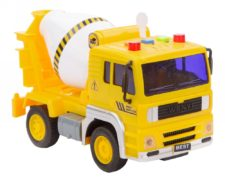 Builder Cement Mixer Yellow