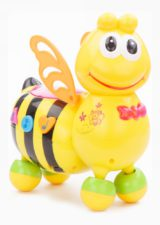 Cartoon Bee With 3D Light & Sound