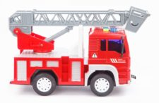 Fire Fighter Truck - Red