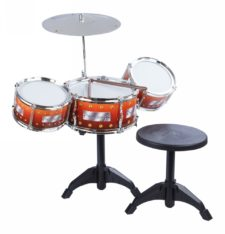 Jazz Drum Set 7Pcs.