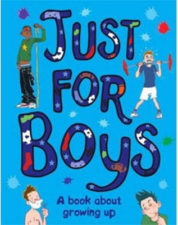 Just For Boys Book