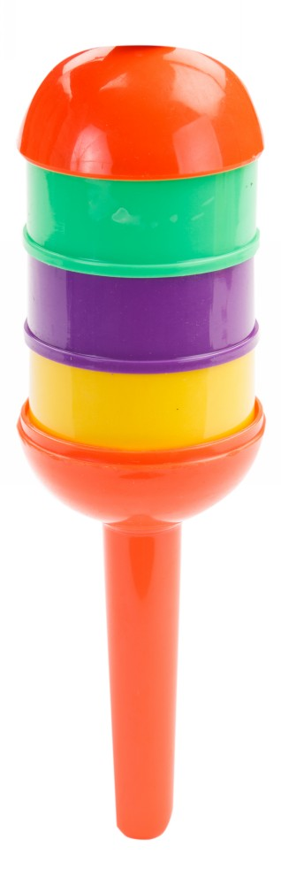 Musical Rattle Little Chime Junior - Pink