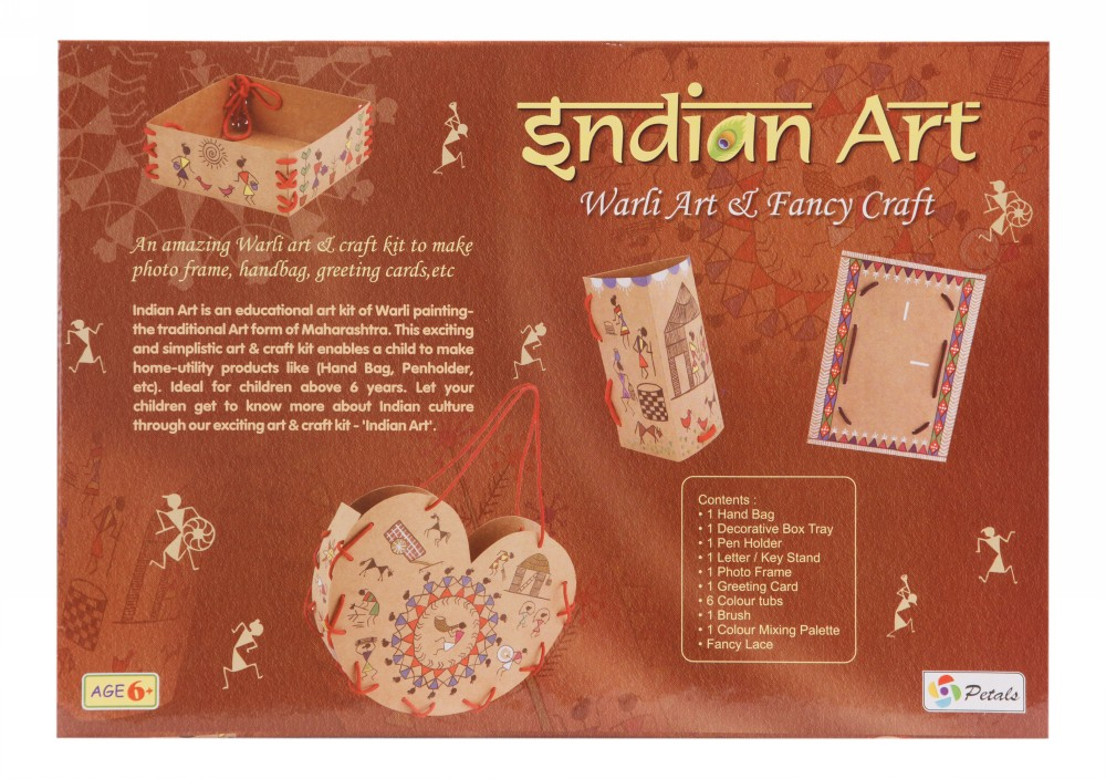 Buy Indian Art Craft Game Big Online In India Kheliya Toys