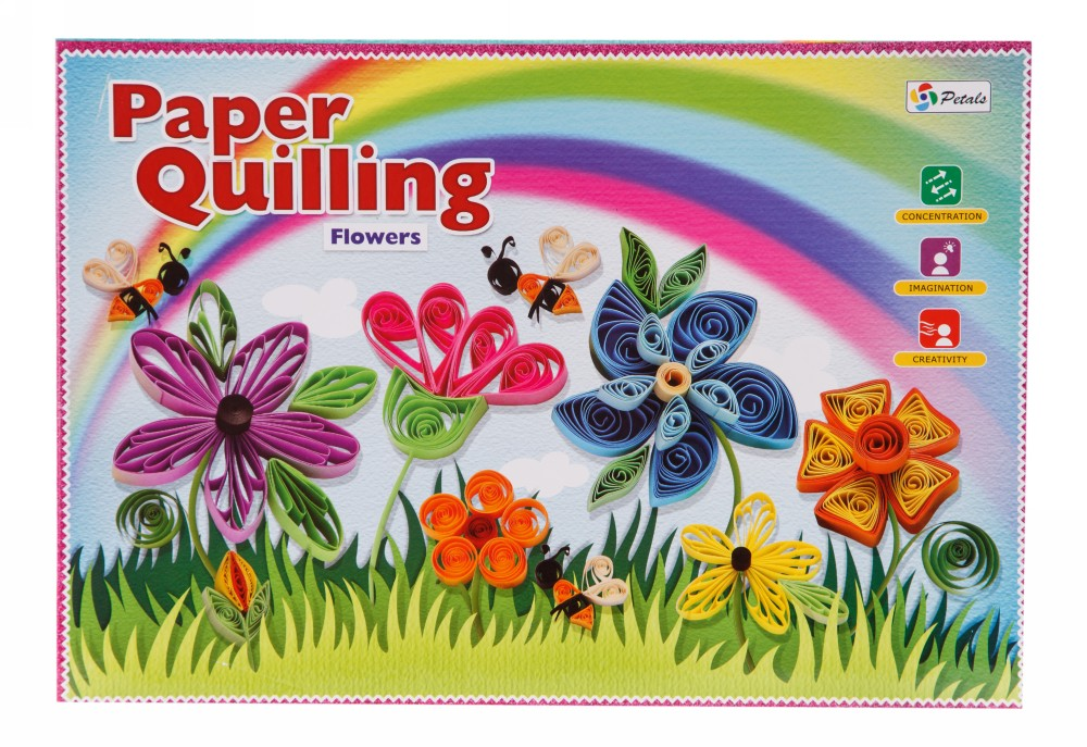 Buy paper quilling flower online in india kheliya toys paper quilling flower mightylinksfo