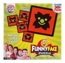 Funny Faces Puzzle