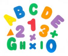 Eva Educational Count & Spell