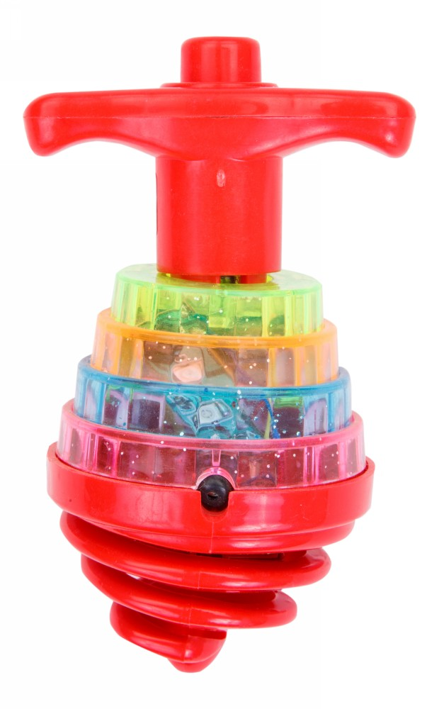buy spinning top with lights and music online in india kheliya toys