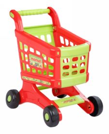Market Trolley Set With 19 Pcs.