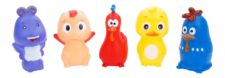 Colourful Squeeze Toys 5 Pcs