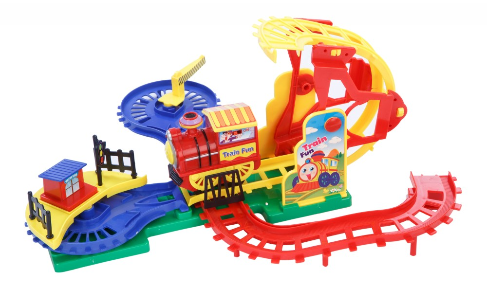 14552ac66 Buy Electronic Train Fun With Lights   Music Online In India • Kheliya ...