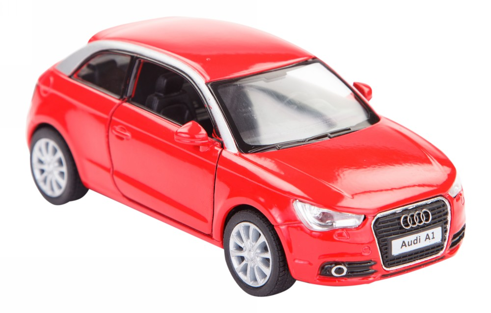 Buy Audi A Scale Model Red Online In India Kheliya Toys - Red audi