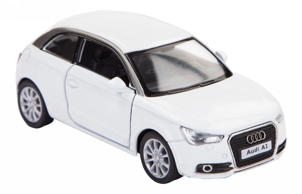 Buy Audi A1 Scale Model 1 32 White Online In India Kheliya Toys