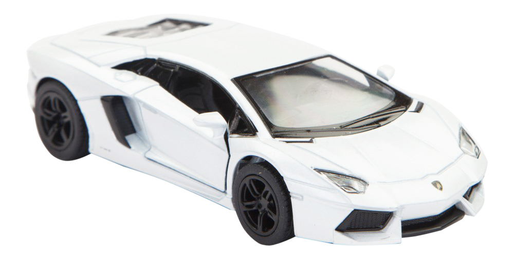 Buy Lamborghini Aventador Lp700 4 Scale Model 1 38 White Online