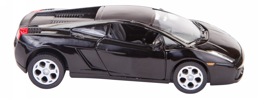 Lamborghini Gallardo Scale Model 1/32 (Black)