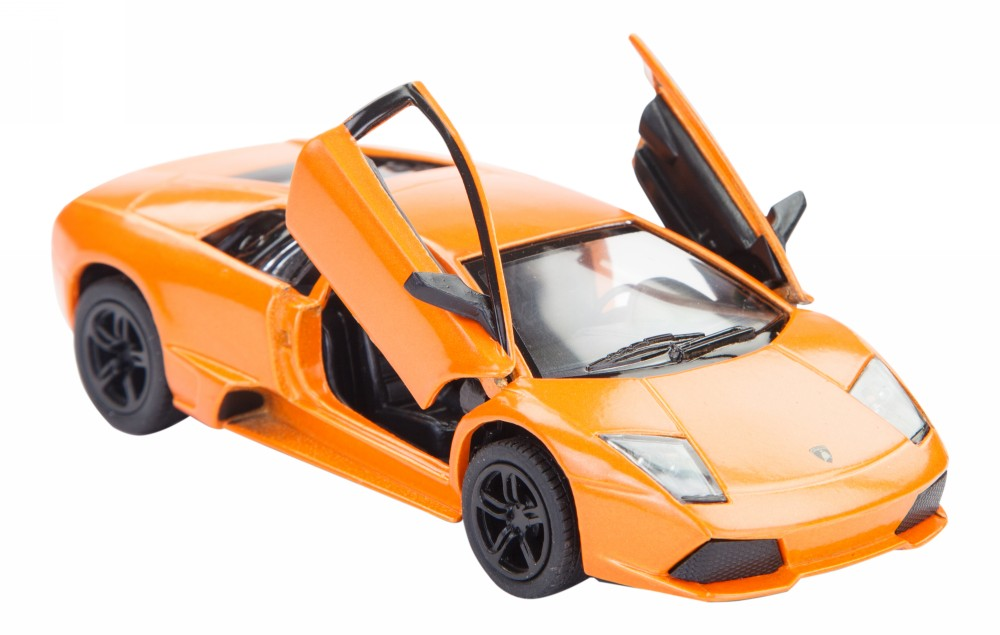 Buy Lamborghini Murcielago Lp640 Scale Model 1 36 Orange