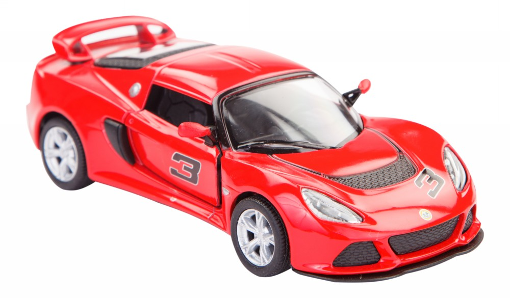 Buy 2012 Lotus Exige S Scale Model 1/32 (Red) Online In India ...