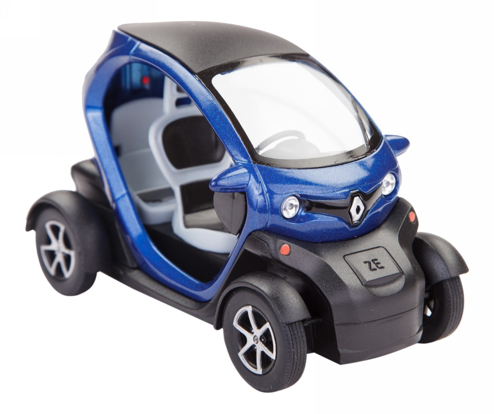 buy renault twizy scale model 1 18 blue online in india. Black Bedroom Furniture Sets. Home Design Ideas
