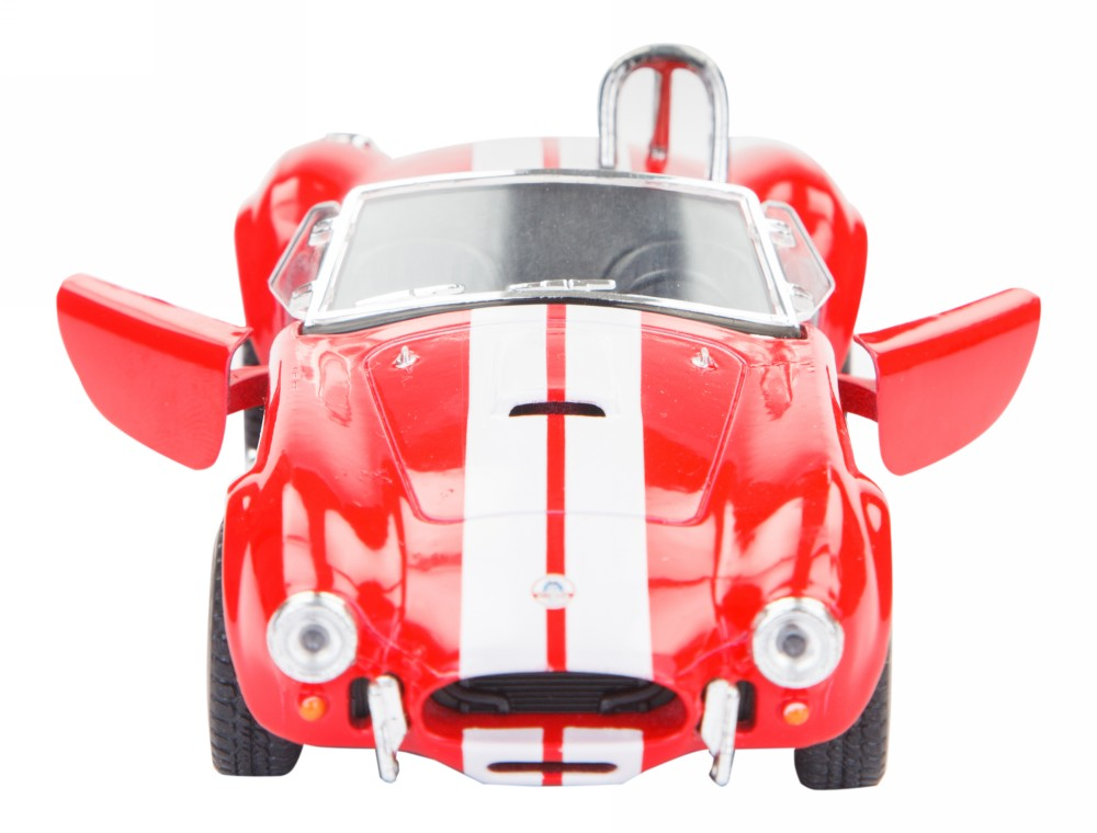1965 Toys For Boys : Buy shelby cobra s c scale model red