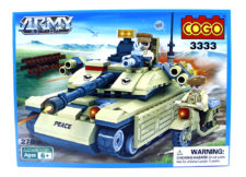 Cogo Army Action Blocks 3333 (278 pcs)