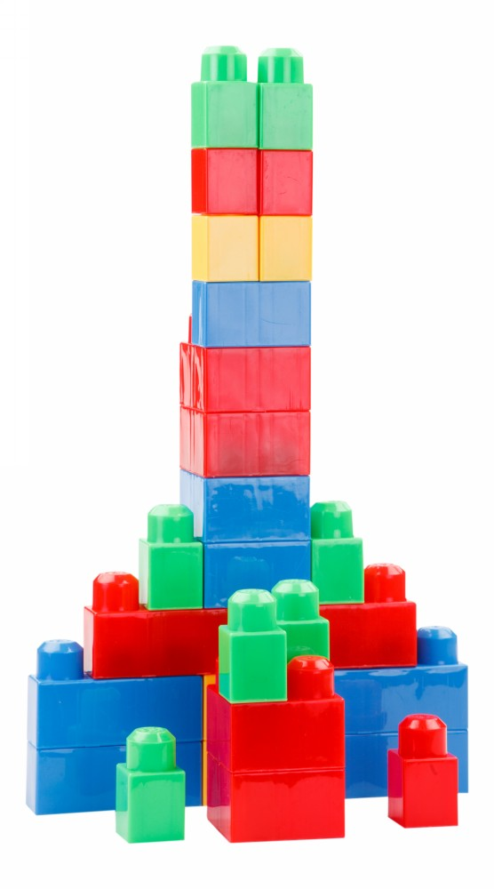 Buy Big Size Building Blocks Set 116 Pcs Online In India