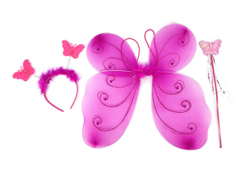 Fairy Butterfly Wings (Pink)
