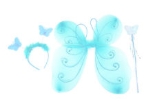 Fairy Butterfly Wings (Sky Blue)