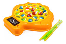 Fishing Game Battery Operated (21 Fish)
